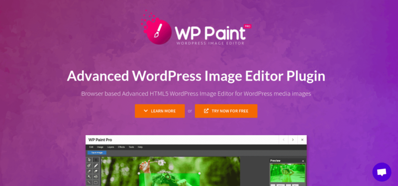 Advanced WordPress Image Editor Plugin