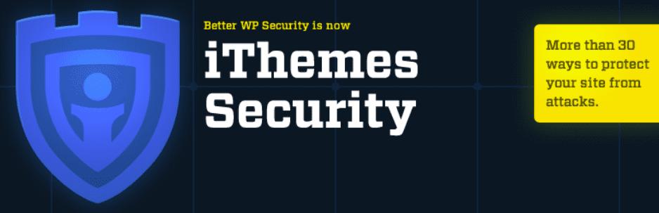 iThemes, WordPress security plugins