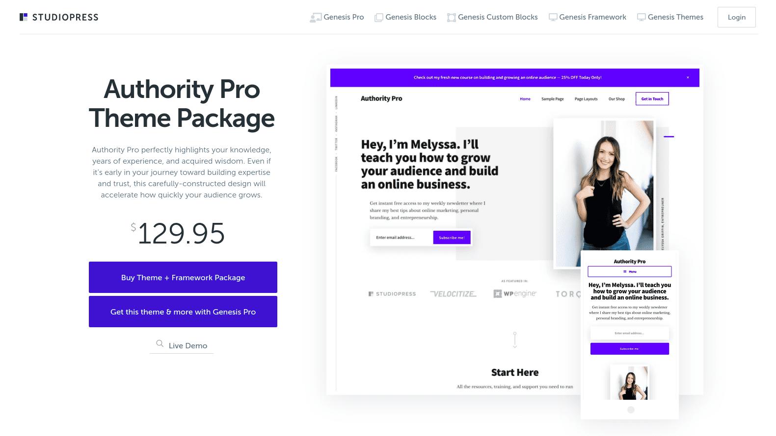 Authority Pro