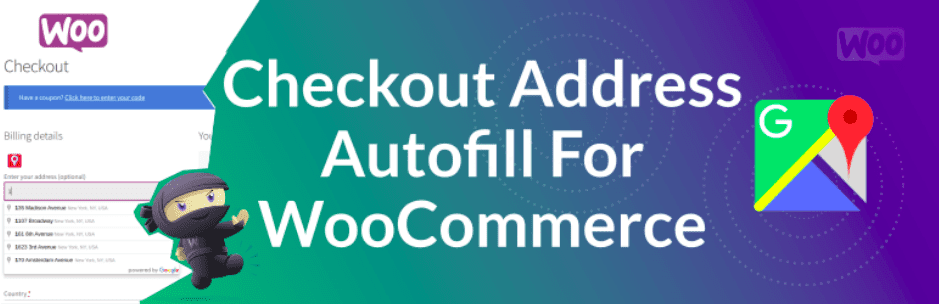 Checkout Address Autofill for WooCommerce