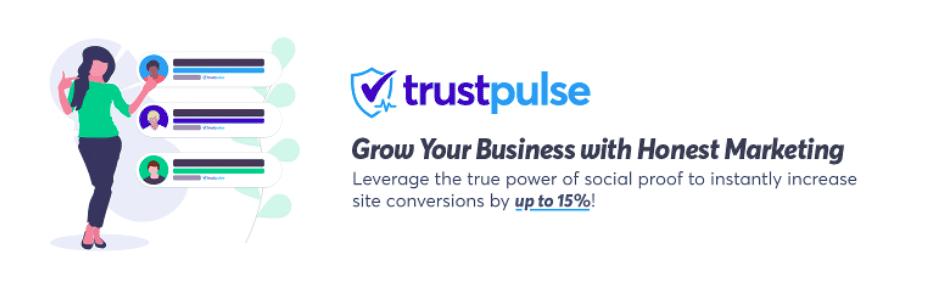 TrustPulse, plugins