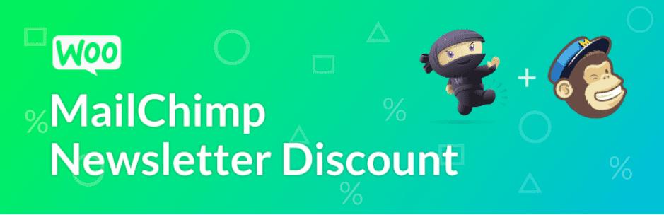 WooCommerce MailChimp Newsletter Discount, plugins
