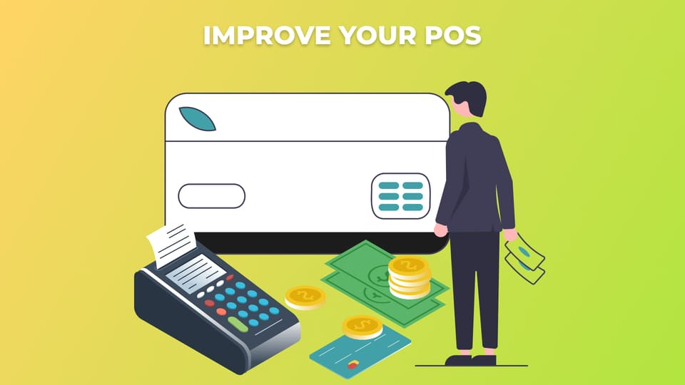 Improve your POS to increase e-commerce sales