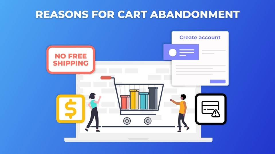Reasons For Cart Abandonment, Checkout Page Improvement