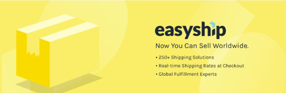 Easyship WooCommerce Shipping Rates